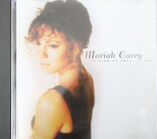 Bild 1: Mariah Carey, Vision of love (live, 1992-1994)