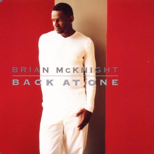 Bild 1: Brian McKnight, Back at one (1999)