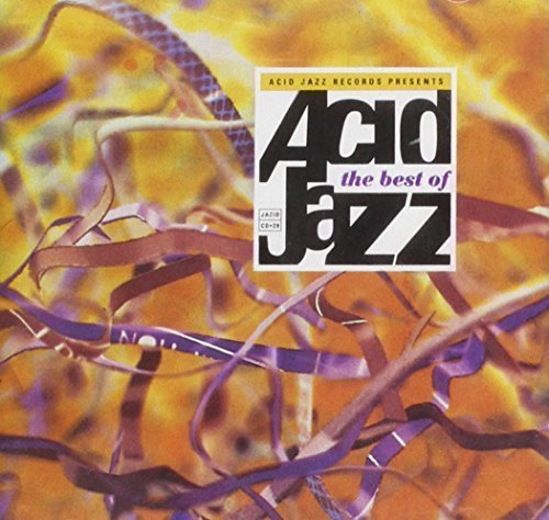 Bild 1: Acid Jazz-The Best of (1991), K-Collective, D-Influence, A Man called Adam, Ace of Clubs..