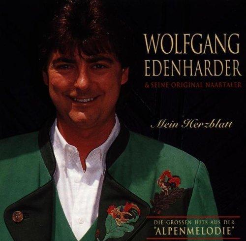 Bild 1: Wolfgang Edenharder, Mein Herzblatt (1995, & Orig. Naabtaler)