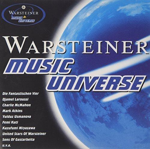 Bild 1: Warsteiner Music Universe (1999), Charlie McMahon/Gondwana, Femi Kuti, Fanta 4, Stewart Sakuma..