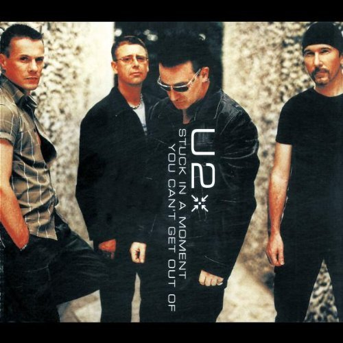 Bild 1: U2, Stuck in a moment you can't get out of (2001, #5727782)