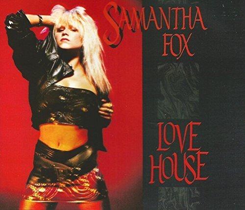 Bild 1: Samantha Fox, Love house (1988; 3''/5''-case)
