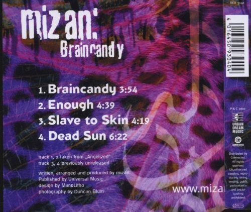 Bild 2: Mizan, Braincandy (2000)