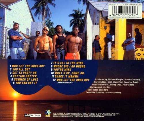Bild 2: Baha Men, Who let the dogs out (2000)