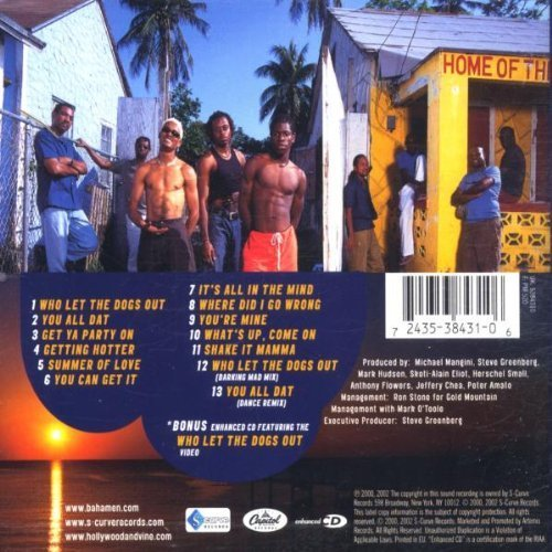 Bild 4: Baha Men, Who let the dogs out (2000)