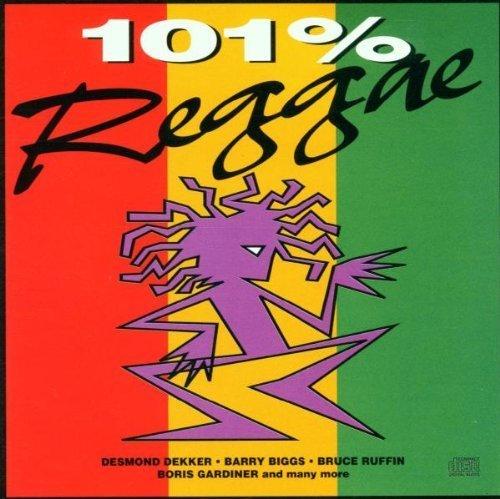 Bild 1: 101% Reggae, Desmond Dekker, Barry Biggs, Bruce Ruffin, Boris Gardiner..
