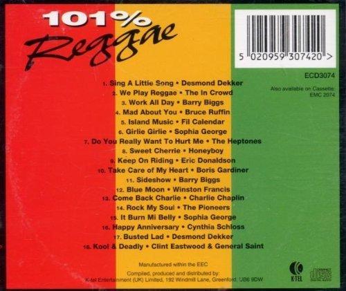 Bild 2: 101% Reggae, Desmond Dekker, Barry Biggs, Bruce Ruffin, Boris Gardiner..