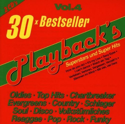 Bild 1: Playback's 04 (30 tracks), How do you do!, It's my life, Yellow submarine, Flashdance.., Fernando..
