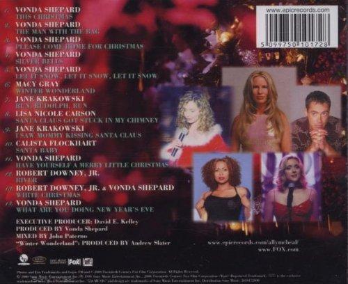 Bild 2: Ally McBeal-A very Ally Christmas (1999/2000), Vonda Shepard, Macy Gray, Jane Krakowski..