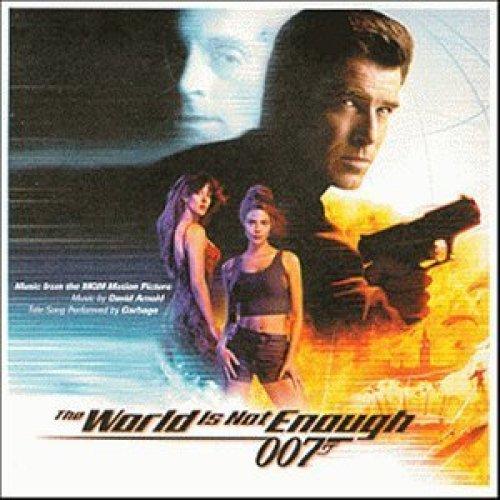 Bild 1: James Bond-Die Welt ist nicht genug (1999), Garbage, Scott Walker..
