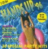 Hands Up '96-36 special Party Hits, DJ Bobo, Pointer Sisters, Weather Girls, Peter Kent, Rah Band..