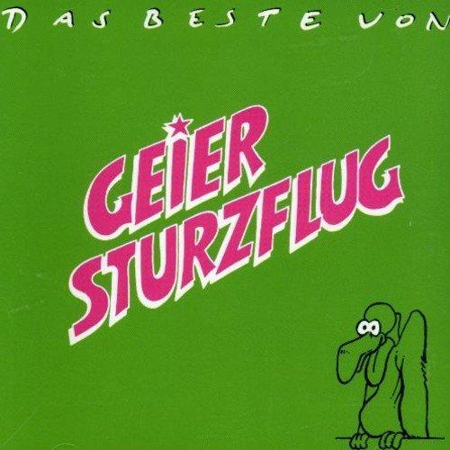 Bild 1: Geier Sturzflug, Das Beste von (17 tracks, 1983/84/93)