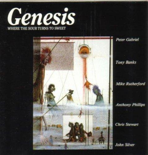 Bild 1: Genesis, Where the sour turns to sweet (1969)