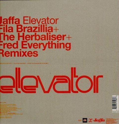 Bild 2: Jaffa, Elevator (Fila Brazillia Mix, 2000)