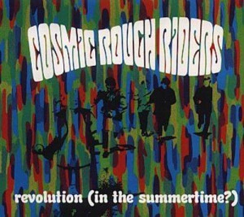 Bild 1: Cosmic Rough Riders, Revolution (2001, digi)