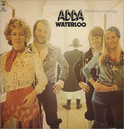 Bild 1: Abba, Waterloo (AMIGA)