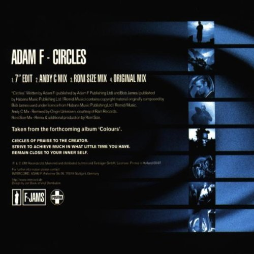 Bild 2: Adam F, Circles (1997)