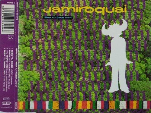 Bild 1: Jamiroquai, When you gonna learn? (1993)
