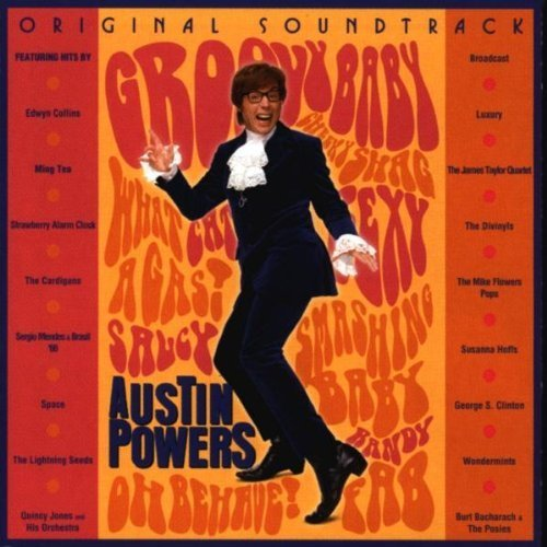 Фото 2: Austin Powers-International Man of Mystery (1997), Edwyn Collins, Cardigans, Divinyls..
