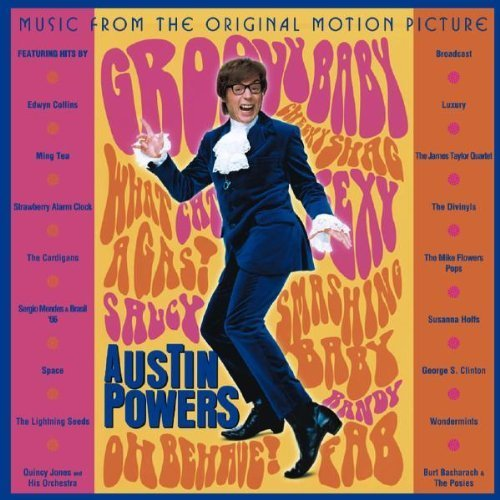 Фото 4: Austin Powers-International Man of Mystery (1997), Edwyn Collins, Cardigans, Divinyls..