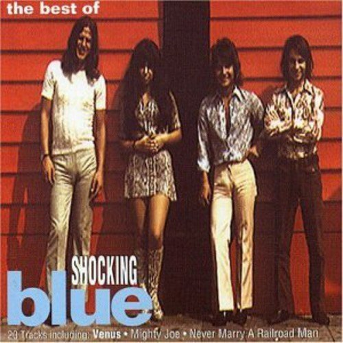 Bild 1: Shocking Blue, Best of (20 tracks, 1968-80/94, #csapcd114)