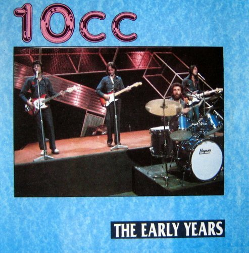 Bild 1: 10CC, Early Years