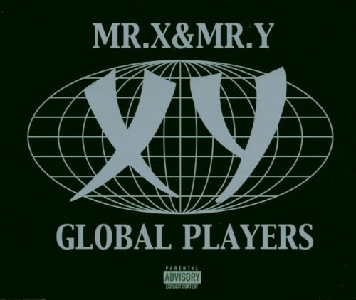 Bild 1: Mr. X & Mr. Y, Global players (2000; 6 versions)