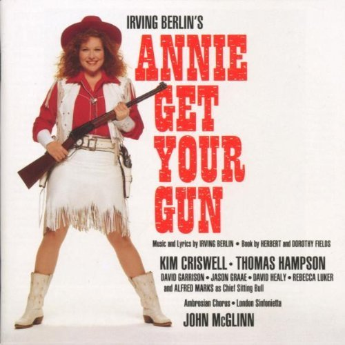 Bild 1: Annie get your Gun (Irving Berlin, 1991), Kim Criswell, Thomas Hampson..)