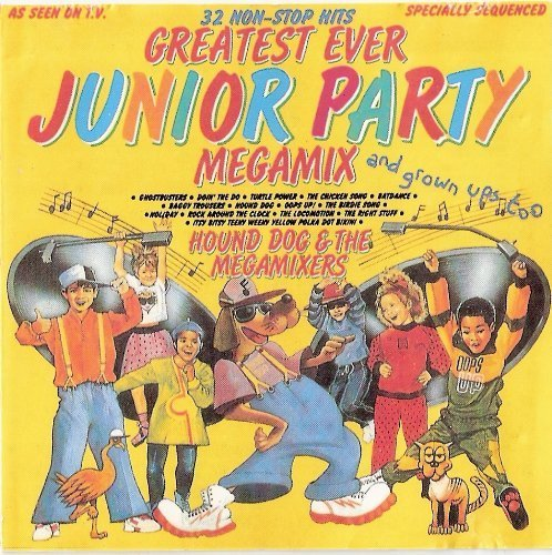 Bild 1: Hound Dog & The Megamixers, Greatest ever junior party megamix