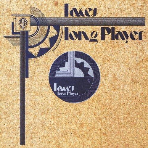 Bild 1: Faces, Long player (1971)