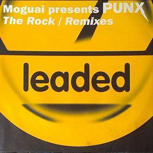 Bild 1: Moguai pres. Punx, Rock-Remixes (Full Vocal/Alt. Club Mixes/Corvin Daleks Wet & Hard/Jan Driver Remixes, 2001)