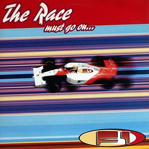 Bild 1: F1 (Rolf Ellmer), Race must go on (3 versions, 1995)