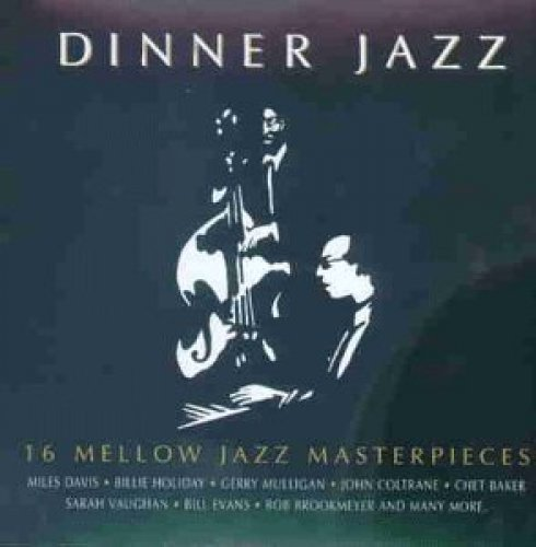 Bild 1: Dinner Jazz (1994), Miles Davis, Billie Holiday, Gerry Mulligan, John Coltrane..