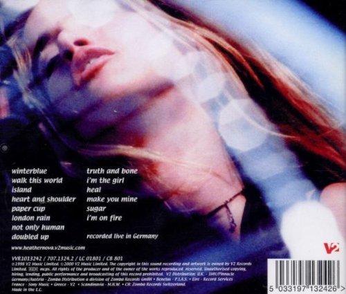 Bild 2: Heather Nova, Wonderlust (live; 1998/2000)