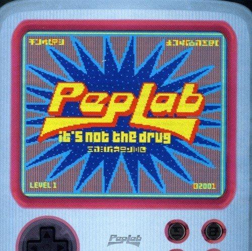 Bild 1: Peplab, It's not the drug