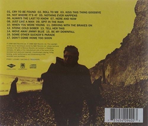 Bild 2: Del Amitri, Hatful of rain-The best of (17 tracks, 1998)