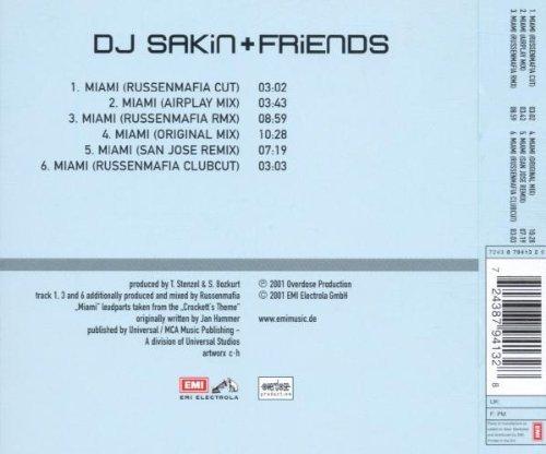 Bild 2: DJ Sakin & Friends, Miami (2001)