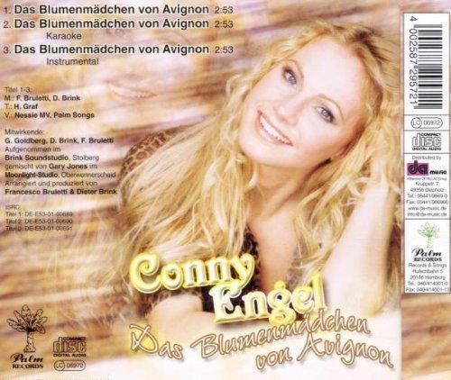 Bild 2: Conny Engel, Das Blumenmädchen von Avignon (incl. Karaoke)