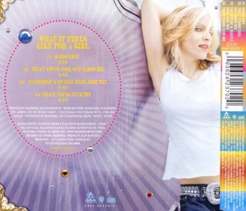 Bild 2: Madonna, What it feels like for a girl (2001, #423702)