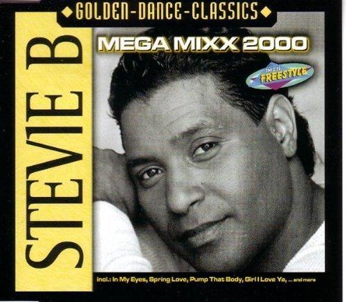 Bild 1: Stevie B., Mega mixx 2000 (golden dance classics)