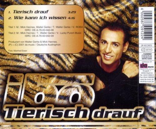 Bild 2: Ibo, Tierisch drauf (2001; 2 tracks)