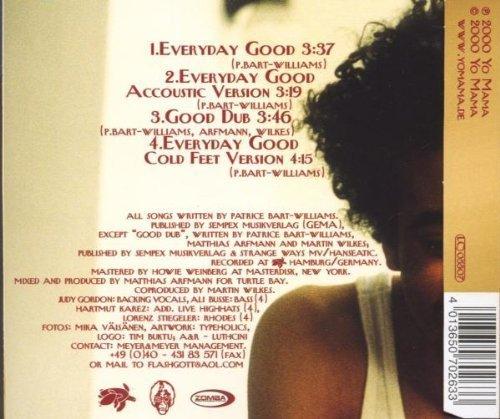 Bild 2: Patrice, Everyday good (2000)
