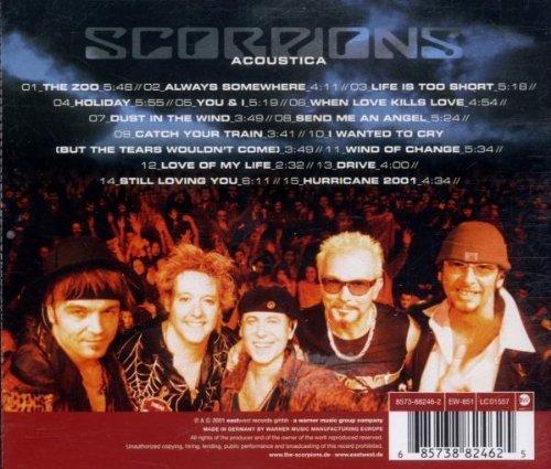 Bild 2: Scorpions, Acoustica (2001)