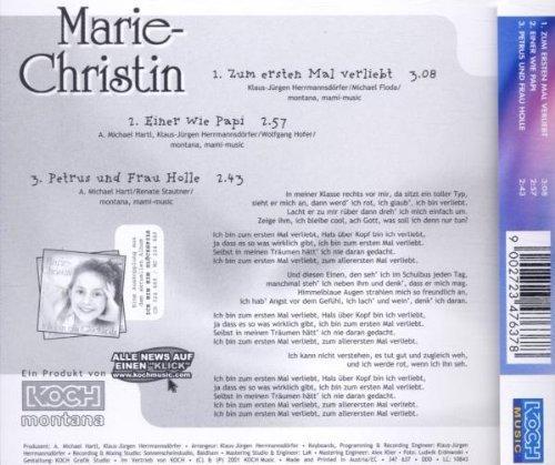 Bild 2: Marie-Christin, Zum ersten Mal verliebt (2001)