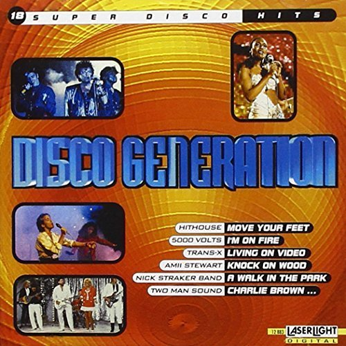 Image 1: Disco Generation-18 super Disco Hits, Santa Esmeralda, Trans-X, Michael Zager Band, 5000 Volts, Two Man Sound..