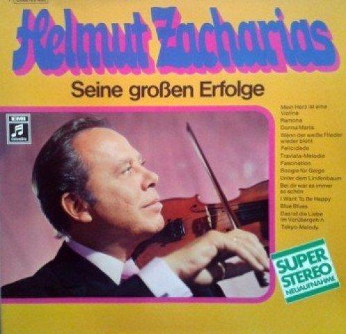 Bild 1: Helmut Zacharias, Seine großen Erfolge (#1c062-29430)