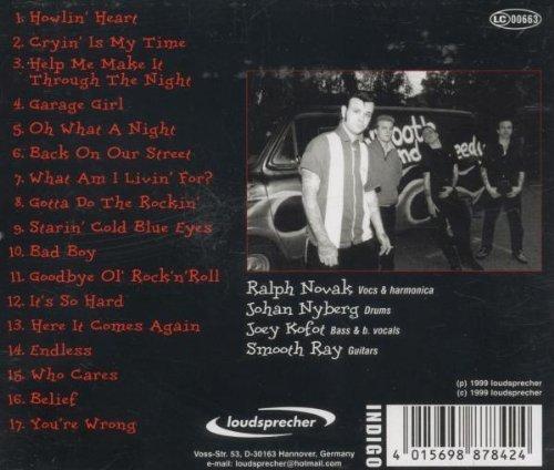Image 2: Smooth and Greedy, Howlin' heart (1999)