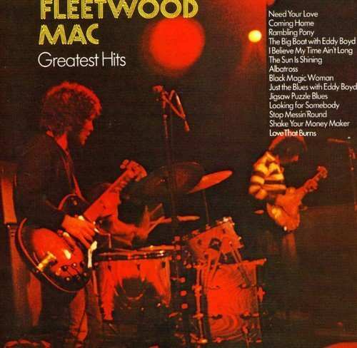 Bild 1: Fleetwood Mac, Greatest hits (1968-1971)