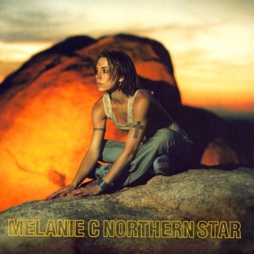 Bild 1: Melanie C, Nothern star (1999; 12 tracks)